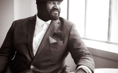 Portrait of Gregory Porter