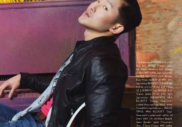 Washington Life Magazine Fashion Editorial March 2014